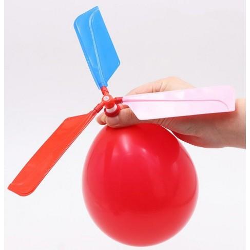 Ballon-helikopter m. lyd!