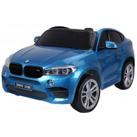 BMW X6 M 12v XXL m/Gummihjul