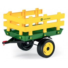 John Deere Stake-Side Trailer