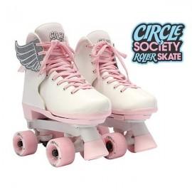 Circle Society Rulleskøjte Pink Vanilla