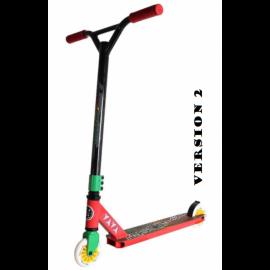Maui Twister V2 Trick Løbehjul Rød