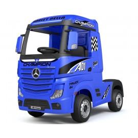 Mercedes Actros Truck 12v - blå