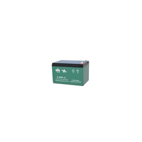 Batteri 12V 12AH (6-DZM-12) - 3 stk.