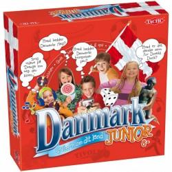 Danmark Junior Quiz spil