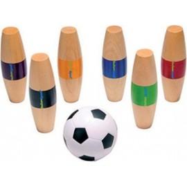 Træpælsfodbold - BS Toys