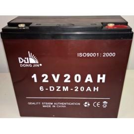 Batteri 12V 20AH (6-DZM-20)