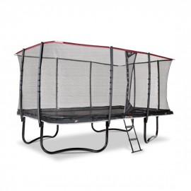 EXIT PeakPro rektangulær trampolin - NY 2020-model