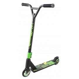 Extreme Trick Løbehjul 7.0 Grøn/Sort