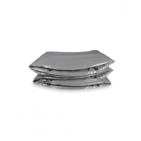 EXIT kantpude til Supreme INGROUND trampolin - grå