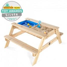 Surfside Træ-, sand og vand bord / spisebord (Plum)