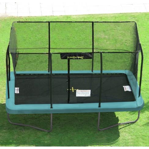 Firkantet trampolin fra Jumpking