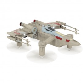Fjernstyret drone - Star Wars T-65 X-Wing Star Fighter Quadcopter