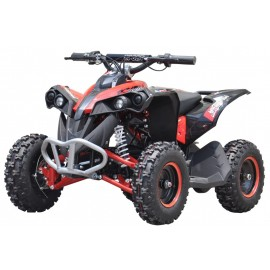 Mini El-ATV Renegade 1000W - Rød