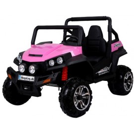 MegaBuggy 24V - Pink