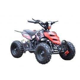 EL Mini ATV Xtreme Mini Quad 800W - Rød