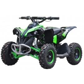 Mini El-ATV Renegade 1000W - Grøn