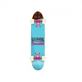 Reaper Skateboard - Chokolade