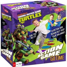 Teenage Mutant Ninja Turtles Go Time spil