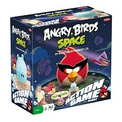 Angry Birds Space Action-spil