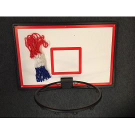 Basketballkurv på plade (BEX)