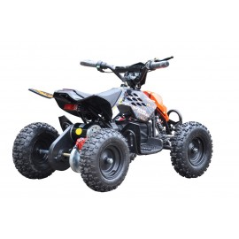 EL Mini ATV Xtreme Mini Quad 800W - Orange