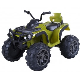 EL ATV Black 12V - Grøn