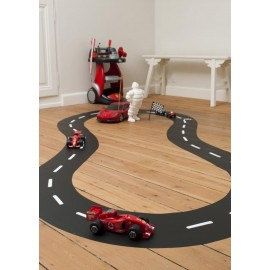 Racerbane til gulvet - STICKERS DELUXE