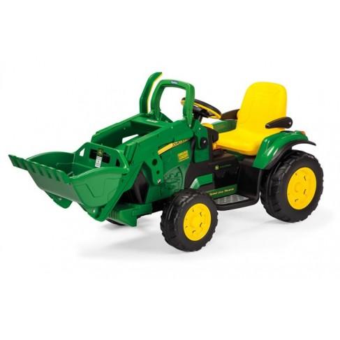 John Deere Ground Loader - 12V EL - Traktor med frontskovl