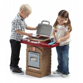 Fixin' Fun udendørs grill - Step2