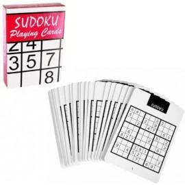 Sudoku spillekort