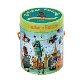 Roadside Robots puslespil