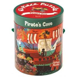 'Pirate's Cove' puslespil