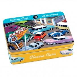 'Classic Cars' bil puslespil