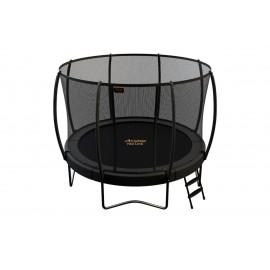 Jumpfree Royal - Ø4,3 trampolin - Grå