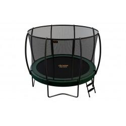 Jumpfree Royal - Ø4,3 trampolin - Grøn