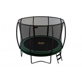 Jumpfree Royal - Ø4,3 trampolin - Grøn