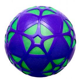 Reactorz Fodbold med LED Lys, Lilla