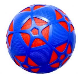 Reactorz Fodbold med LED Lys, Blå