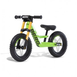 Løbecykel BERG Biky Cross grøn