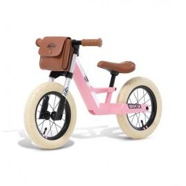 Løbecykel Berg Retro biky lyserød