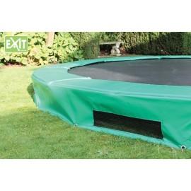 EXIT InTerra Round ø3,7m - trampolin til nedgravning