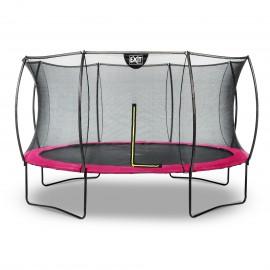 EXIT Silhouette trampolin ø366cm - pink