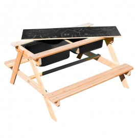 Sunny Dual Top 2.0 bord med sorte kasser