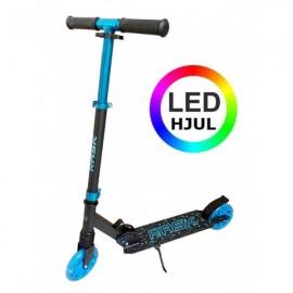 RASK LIGHT 145 mm blå med lys