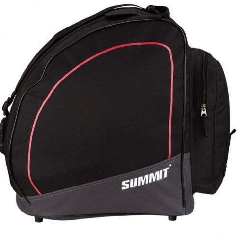 Summit Skøjtetaske - sort/rød