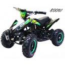 Mini EL ATV GreenPower m/fartbegrænser 36V