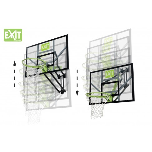 Galaxy - væghængt basketballkurv (EXIT)