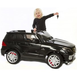 Mercedes ML63 AMG 12V elbil til børn