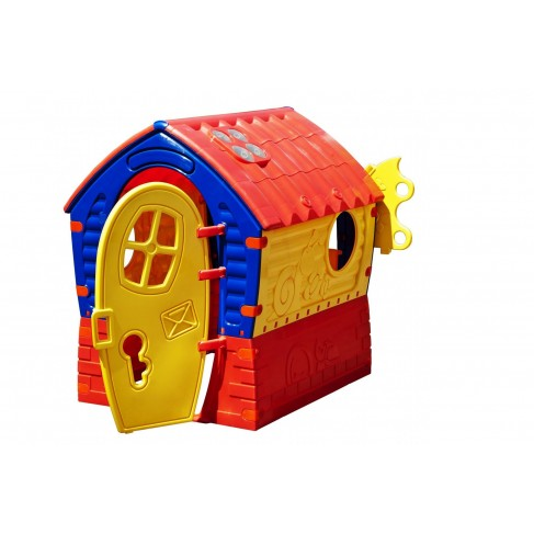 Dream House legehus i plast - Megaleg