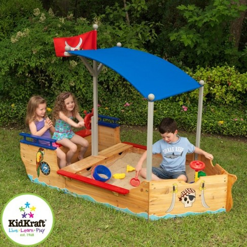 Pirat Sandkasse (KidKraft)